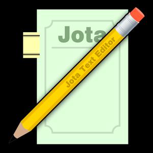 Jota text editor