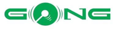 Logo časopisu GONG